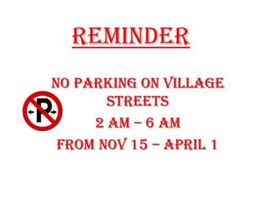 Parking Reminder